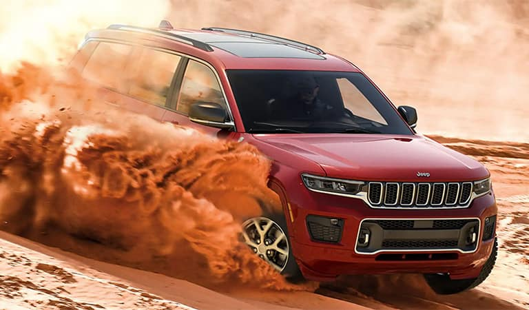 New 2021 Jeep Grand Cherokee L Casa Grande AZ