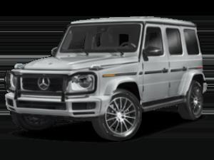2019 Mercedes-Benz G-Class angled