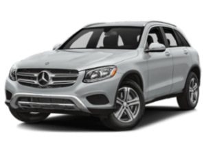 2019 Mercedes-Benz GLC angled