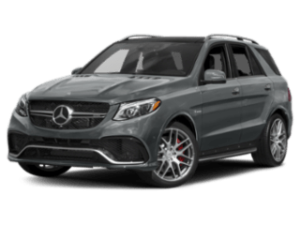 2019 Mercedes-Benz GLE Sedan angled