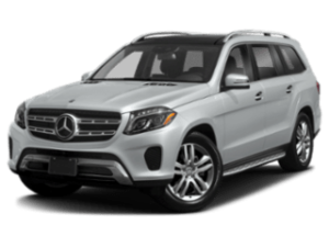 2019 Mercedes-Benz GLS angled