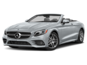 2019 Mercedes-Benz S-Class Cabriolet angled