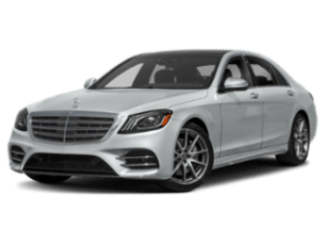 2019 Mercedes-Benz S-Class Sedan angled