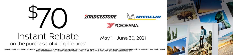 Nissan Tire Sale