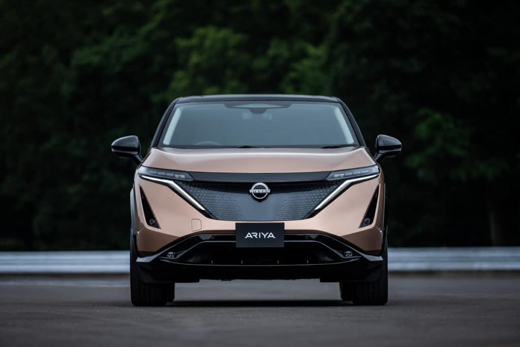 2021 Nissan Ariya Johnsisson