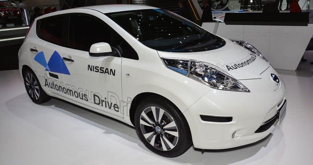 2021 Nissan Autonomous Johnsisson