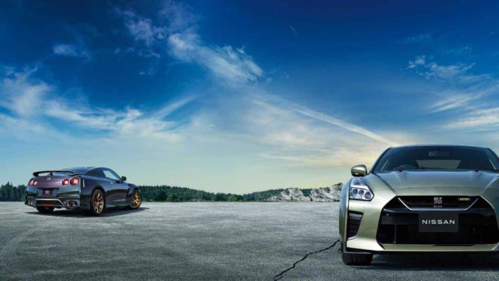 2021 Nissan GT R T Spec