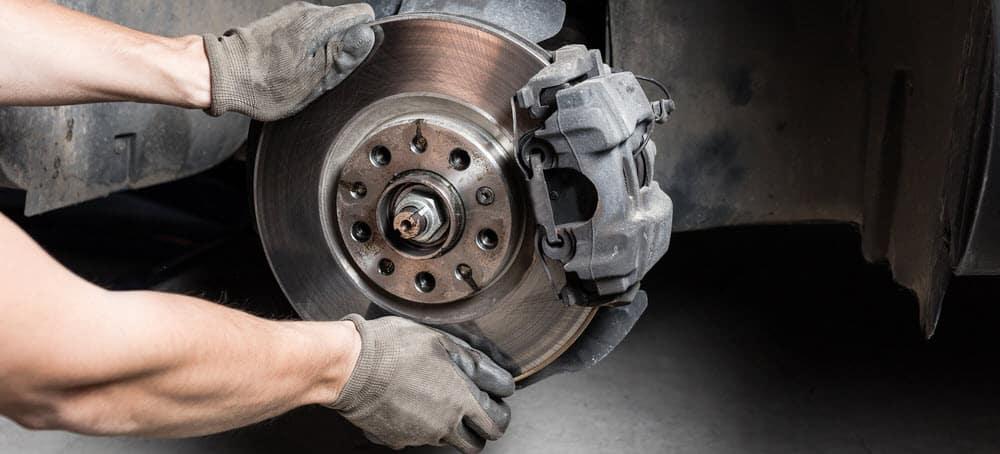 Dependable Brake Service