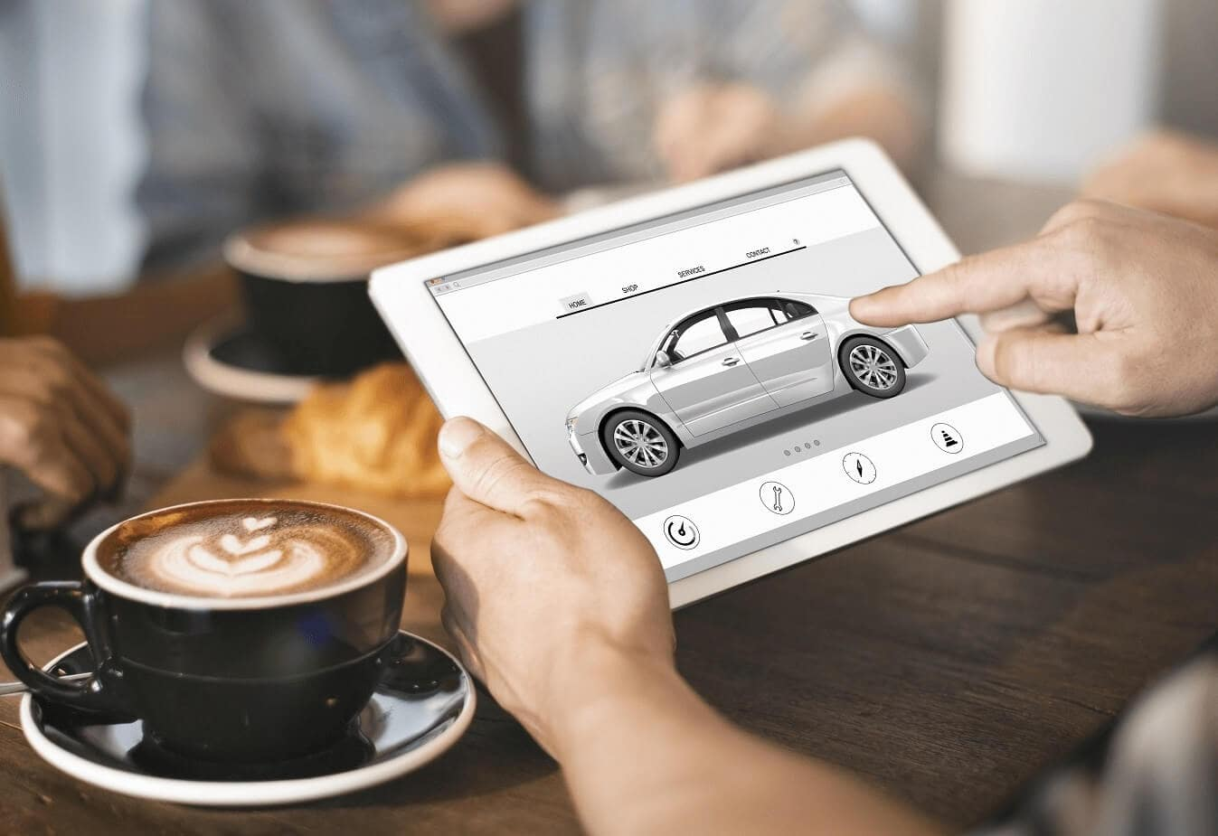 Online Car Shopping Tools