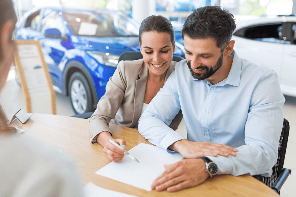 Loaning at Dealership