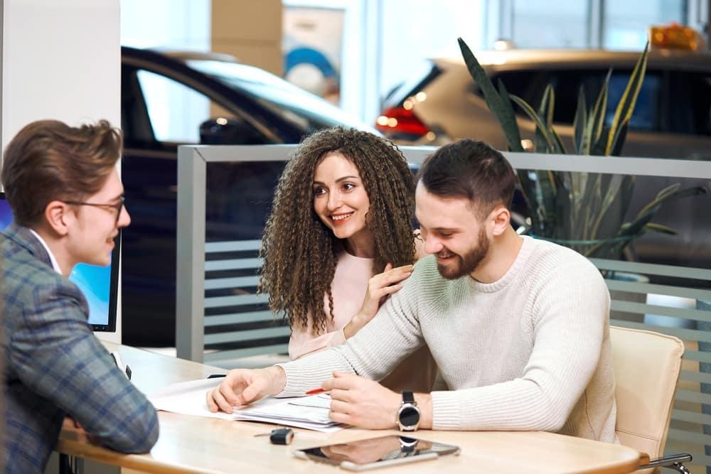 Meeting at Dealership