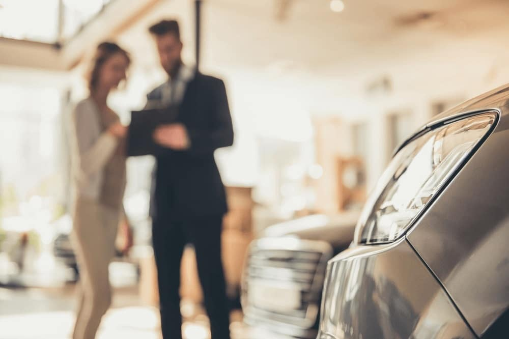 What If I Want to Trade in my Used Car?