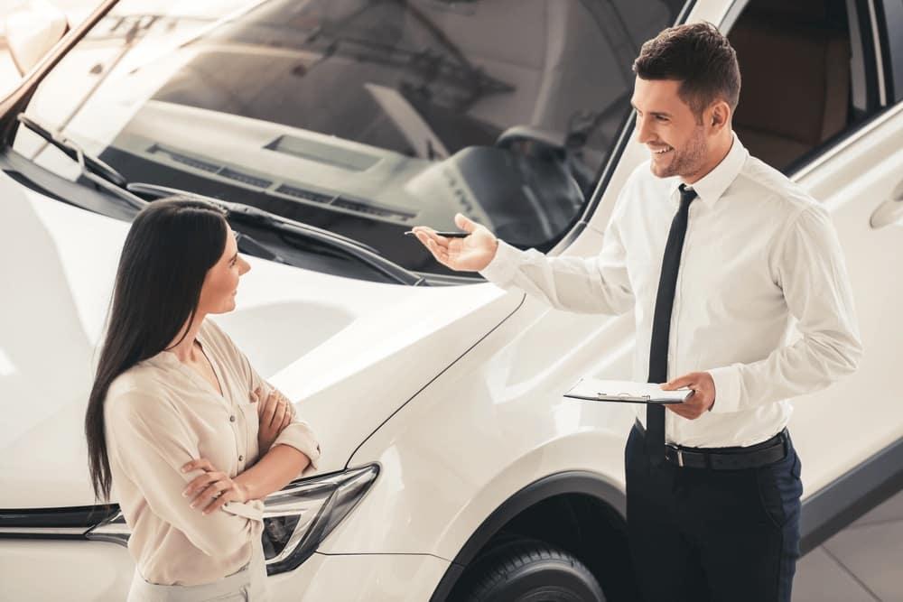 Appraiser at Car Dealership