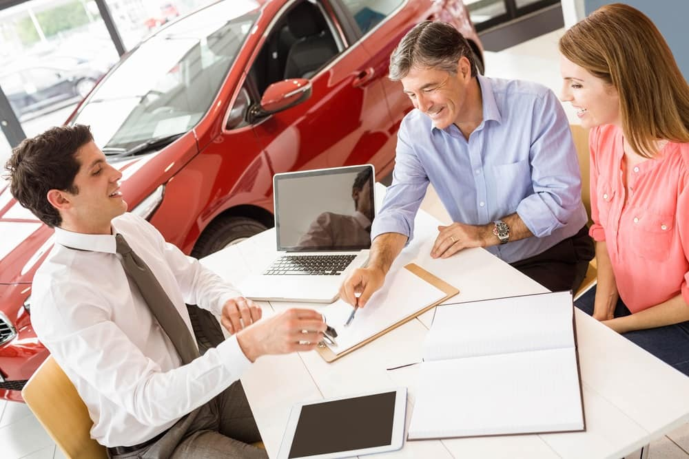 Financing Specialist help Transferring the Title and Registration