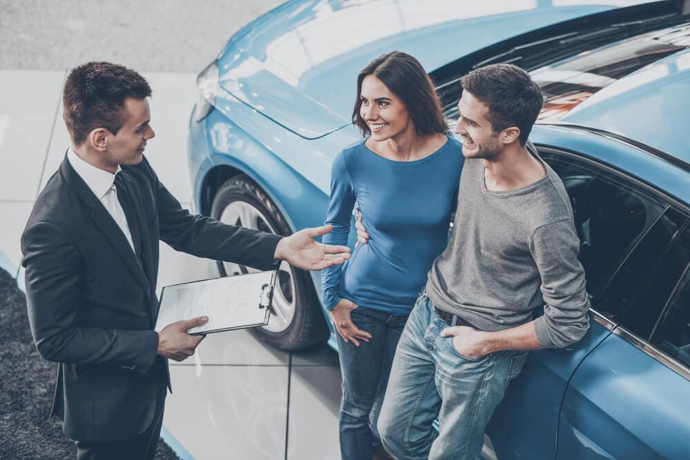 Can I Trade in My Used Car?