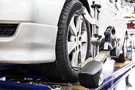 Suspension Inspection & Alignment Special
