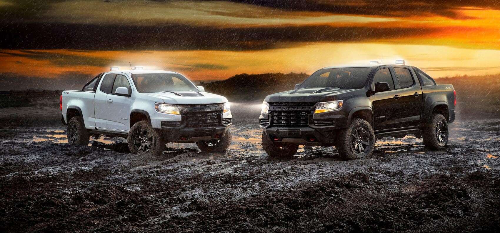 2021 Chevy Colorado