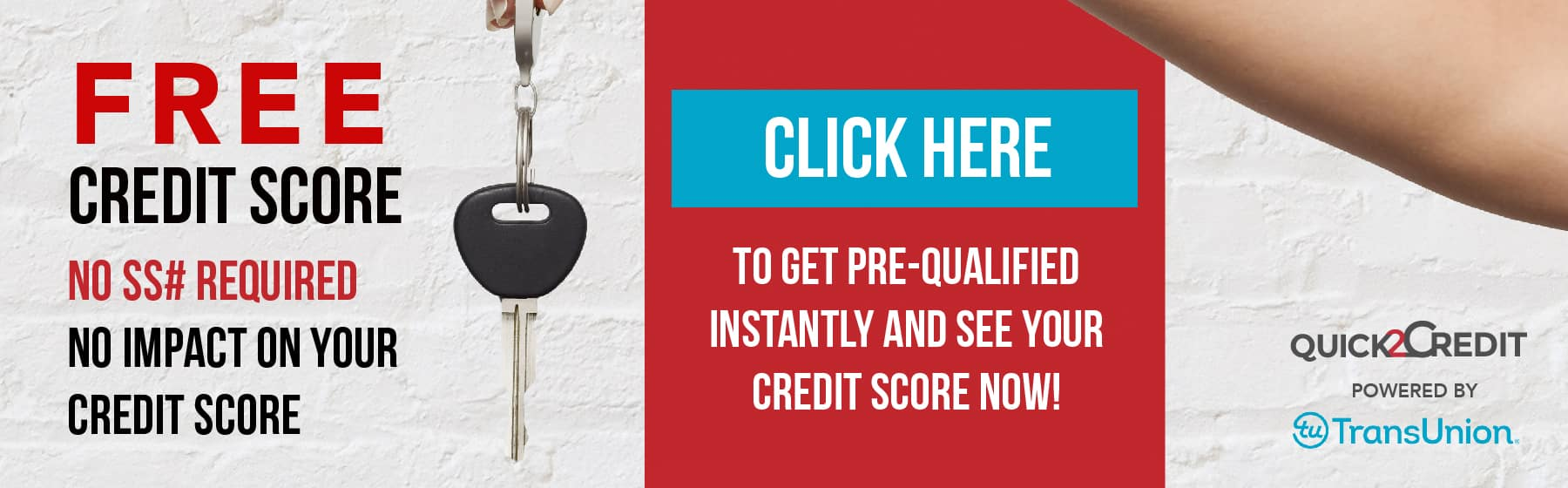 quick2credit homepage