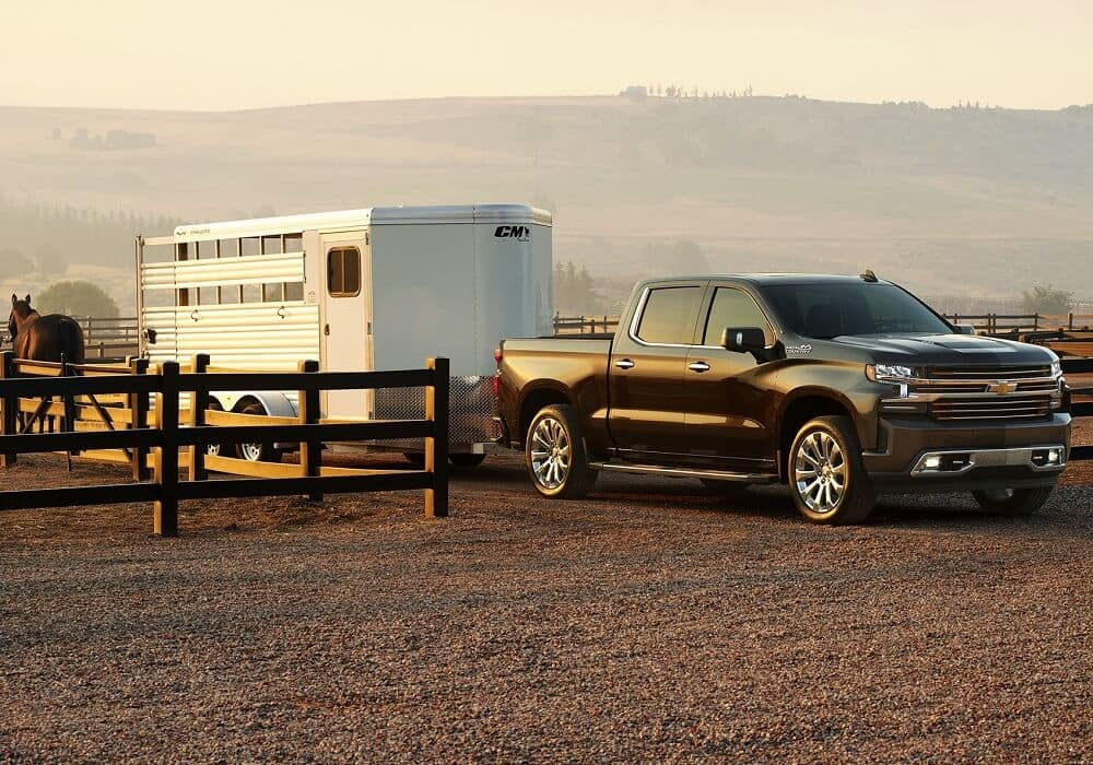 Chevrolet Silverado Towing