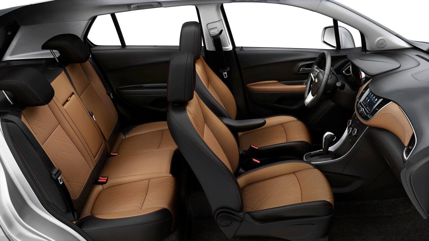 Chevrolet Trax Interior Space