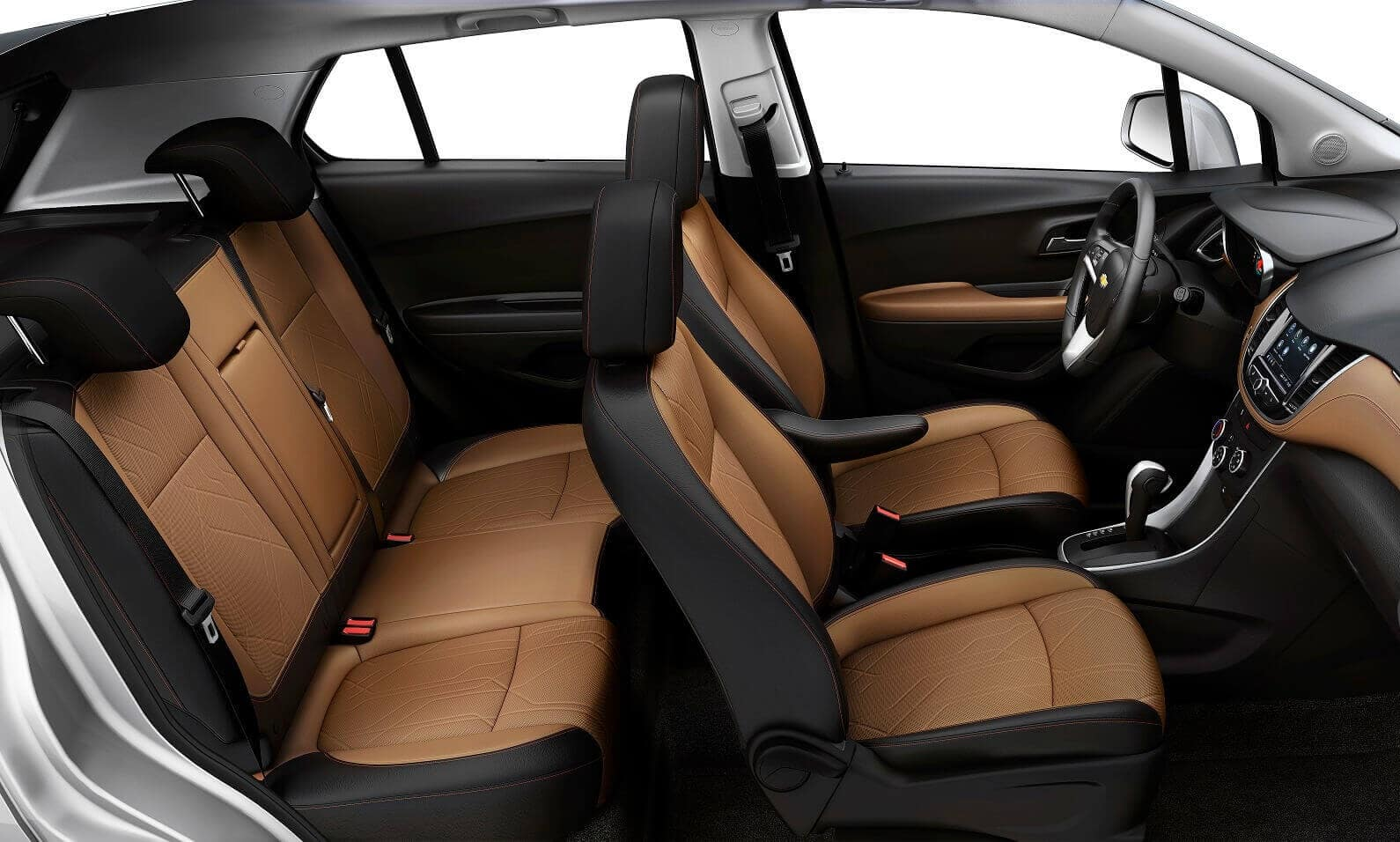 Chevrolet Trax Interior Space
