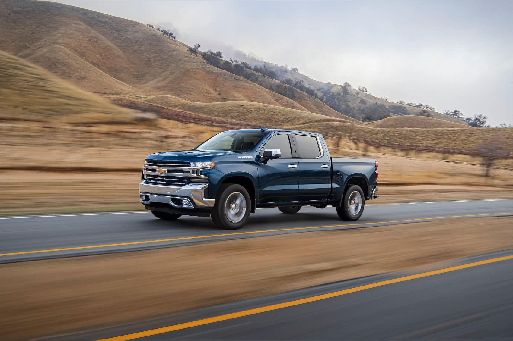 2020 Chevrolet Silverado 1500 Engine Specs