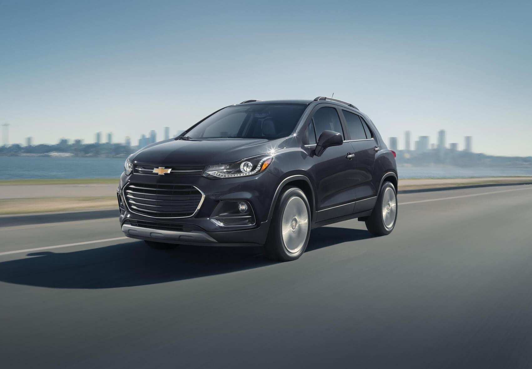 2020 Chevrolet Trax Miles Per Gallon When Driving