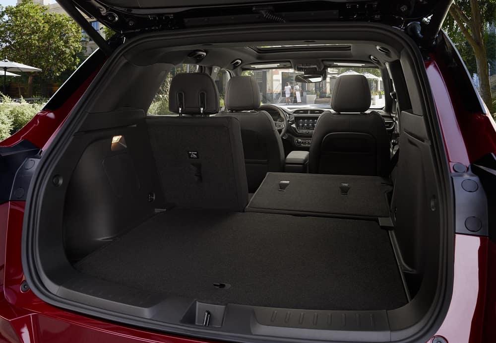 2021 Chevrolet Trailblazer Cargo Space