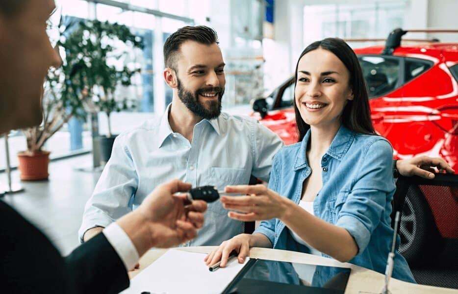 Buying a Car at Dealership