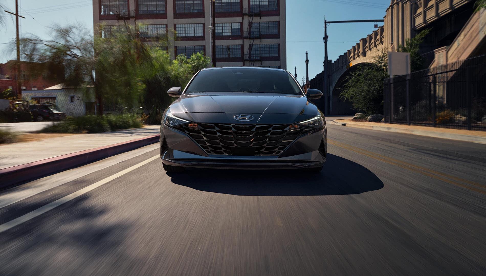 Hyundai Elantra Wins
