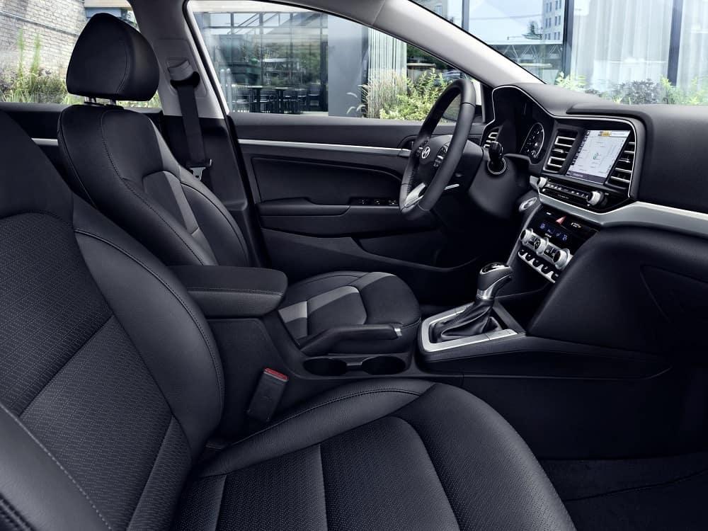 Hyundai Elantra Interior Space
