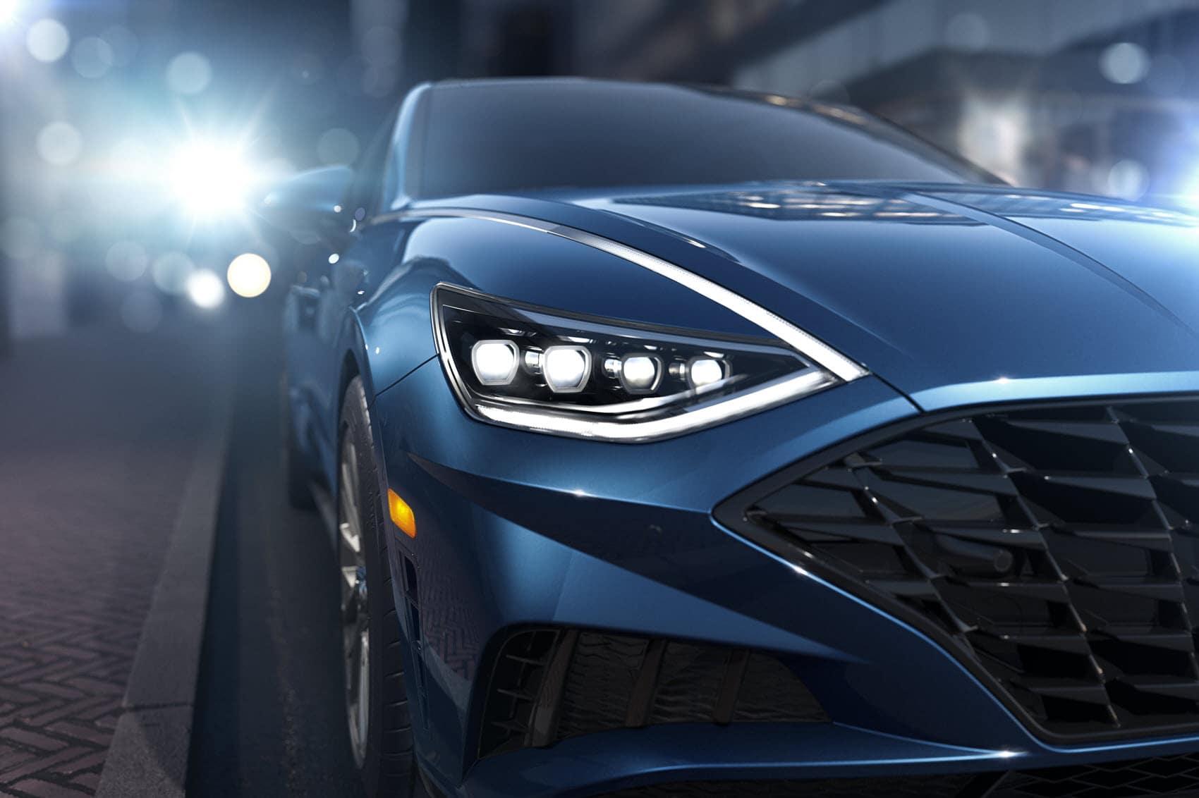 2020 Hyundai Sonata Engine Specs