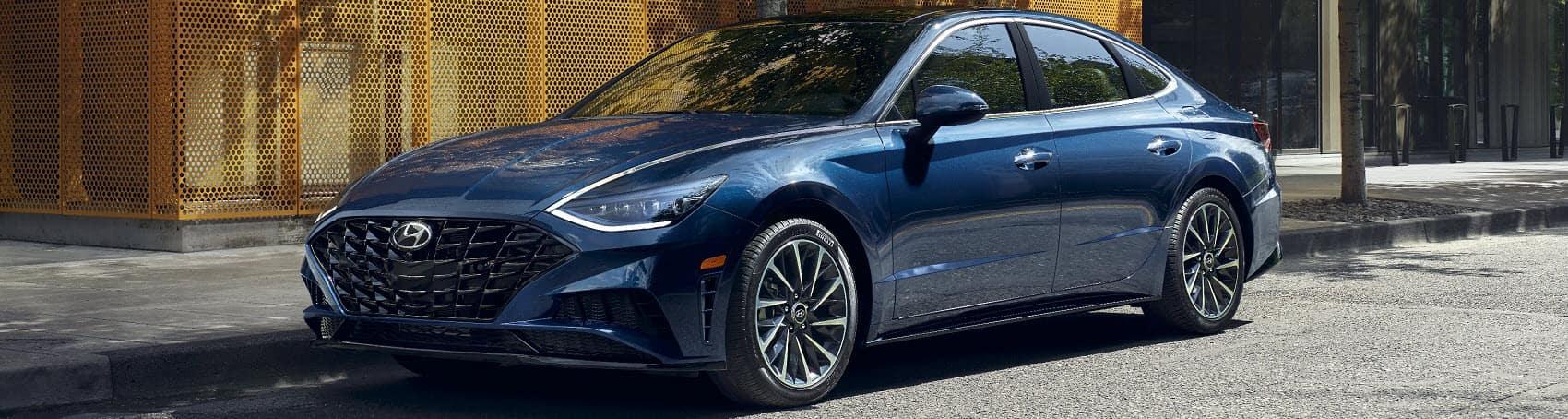 2020 Hyundai Sonata MPG
