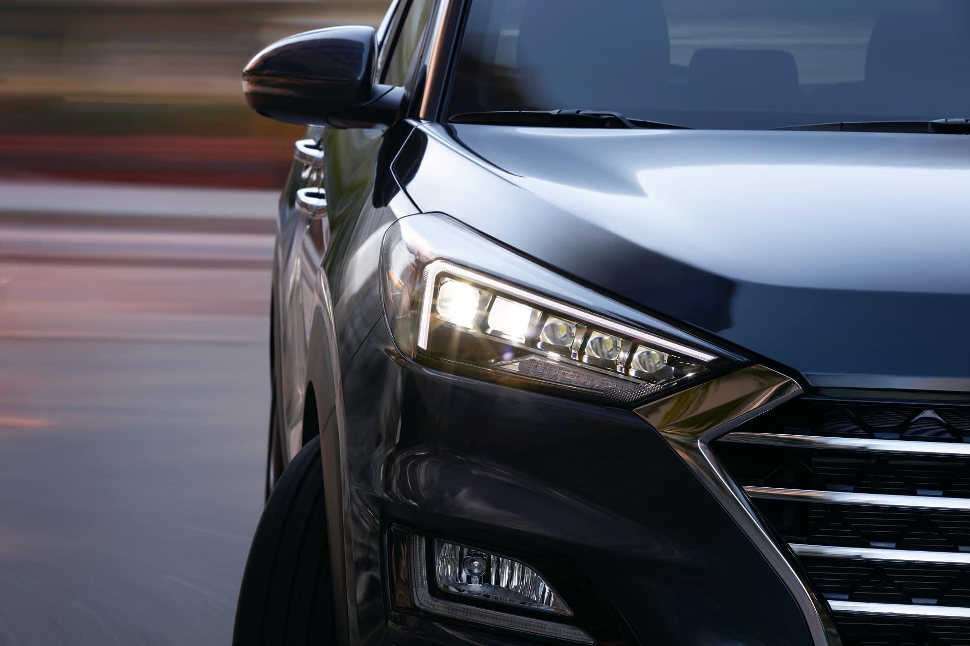Hyundai Tucson vs Nissan Rogue