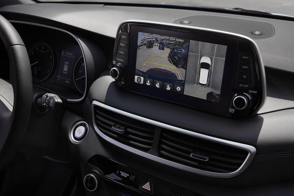 Hyundai Tuscon Safety Technology