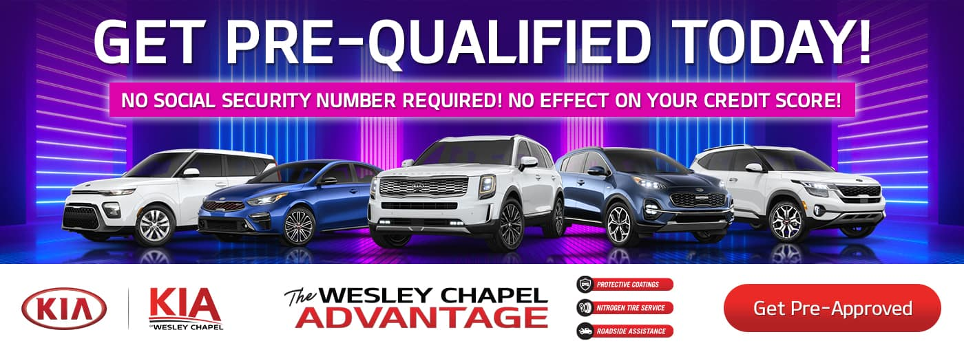 Get Prequalified For Your Next Car Today!