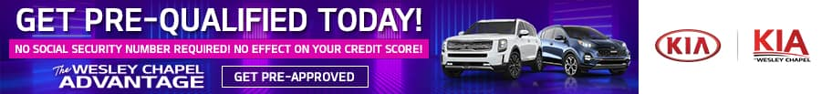 Get Prequalified for your new car today!