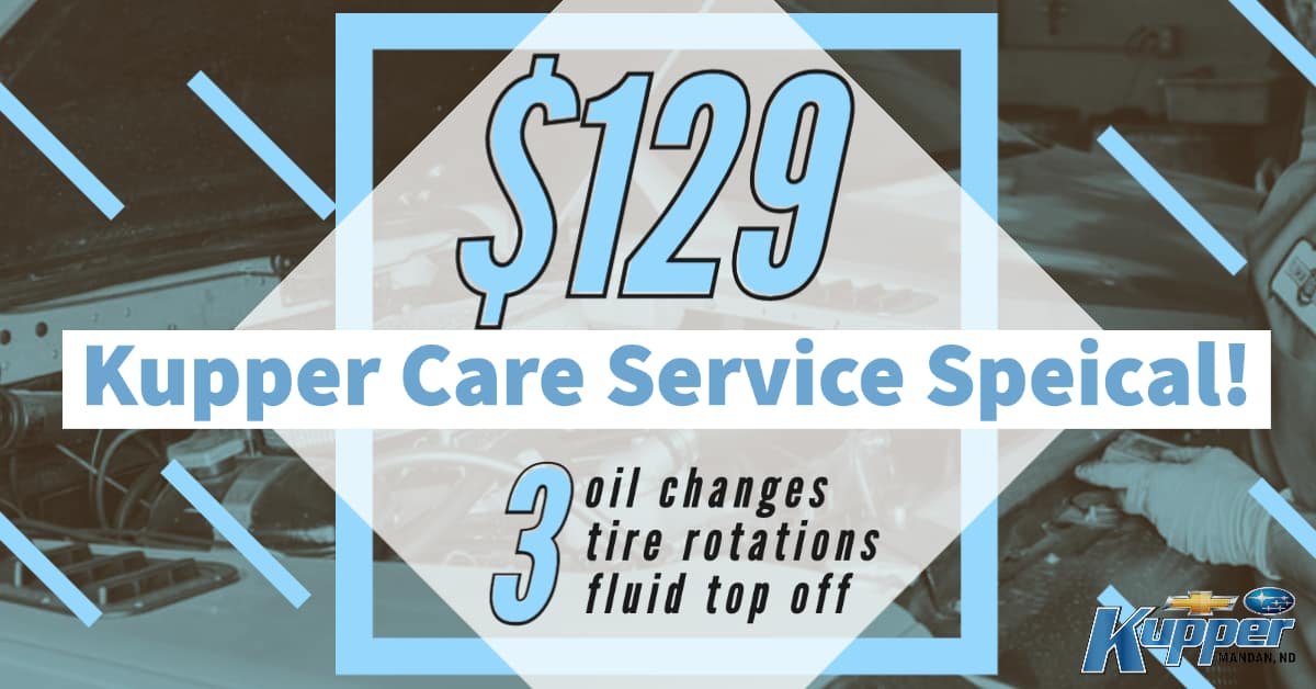 kupper care service special