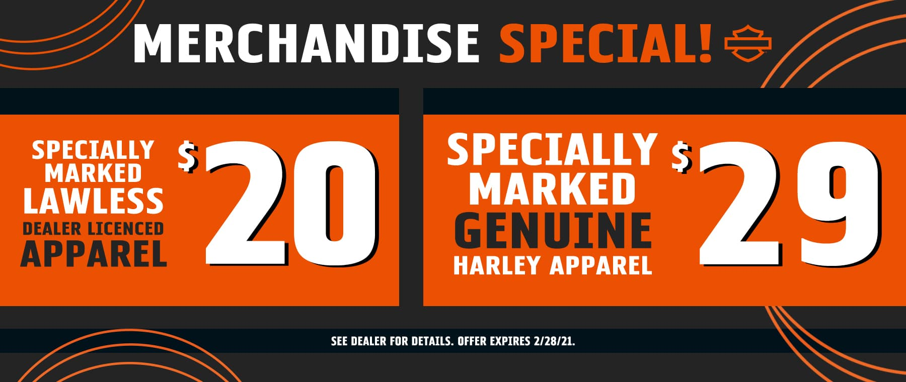 Merchandise Special!-Lawless