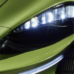 2022 McLaren Artura front headlight