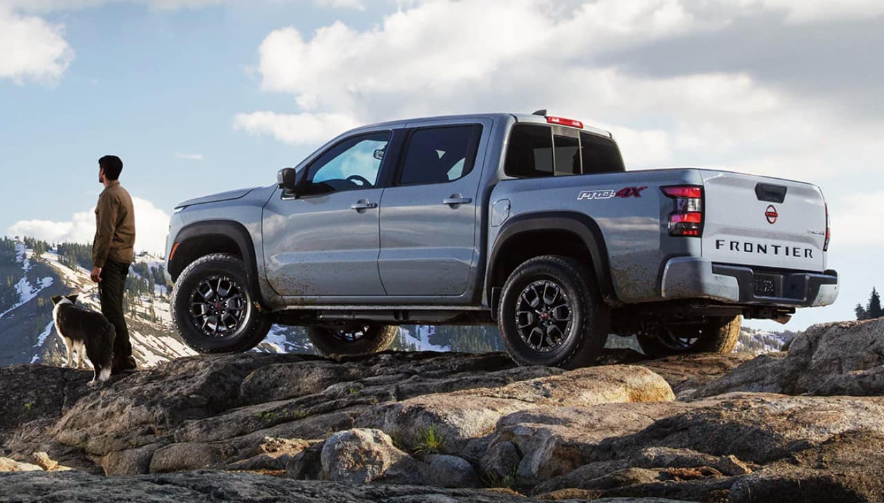 New 2022 Nissan Frontier Trims and Configurations