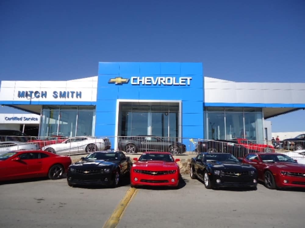Chevrolet And Used Car Dealer In Cullman Mitch Smith Chevrolet Inc