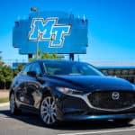 2021 Mazda 3 Sedan at MTSU