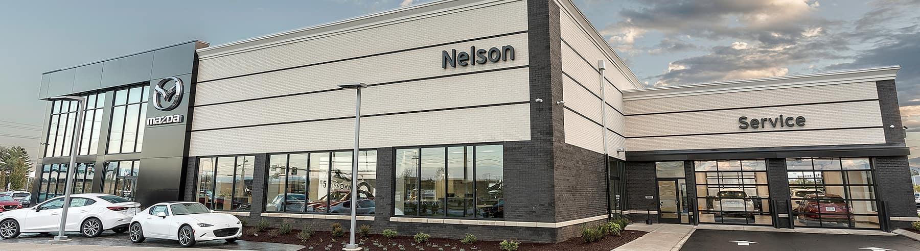 Nelson Mazda Murfreesboro