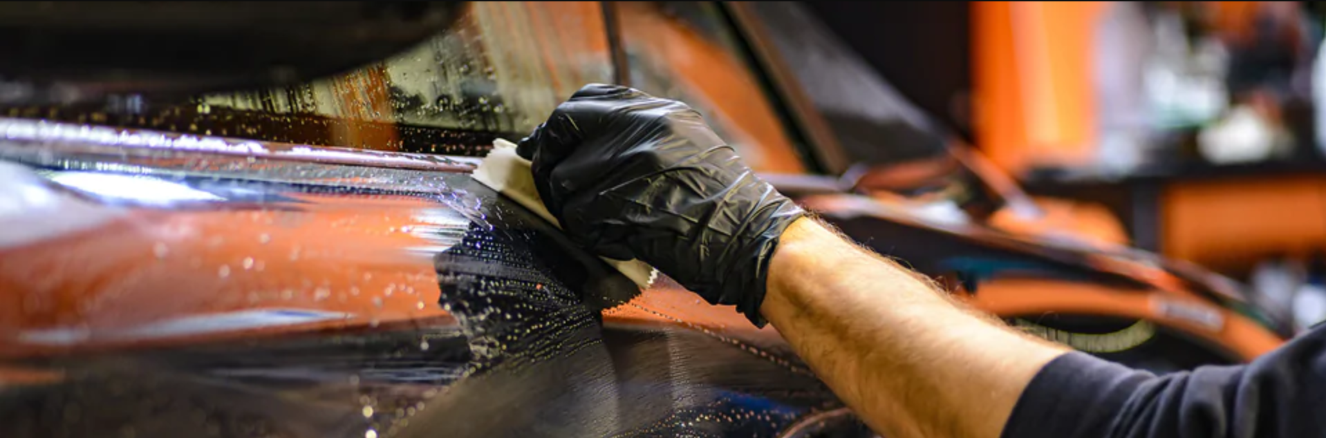Professional Auto Detailing in Winston-Salem NC