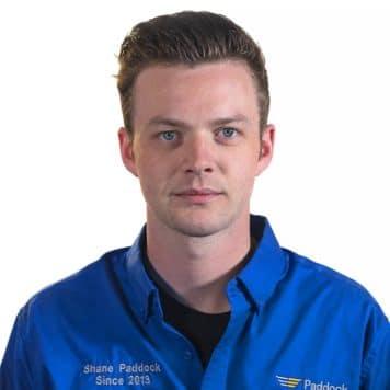 Shane Paddock