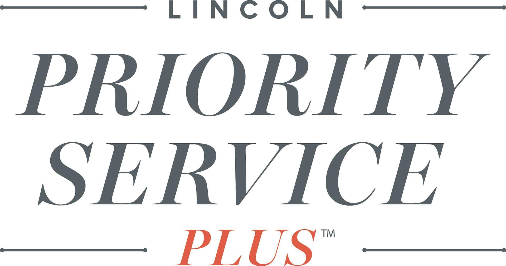 priority service PLUS image