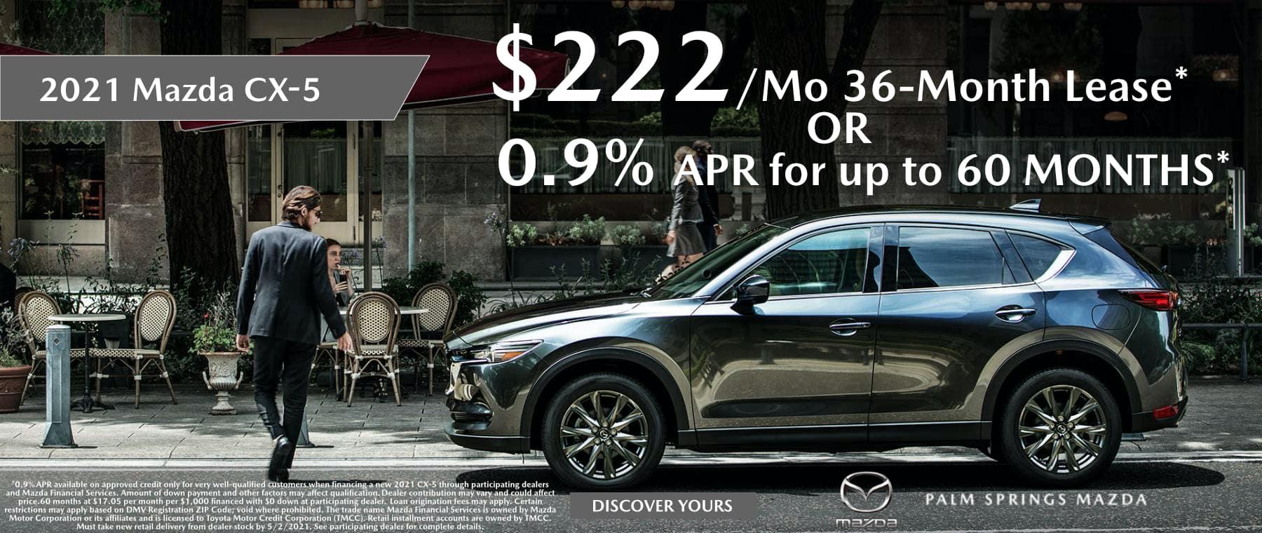 April_2021 Mazda CX-5
