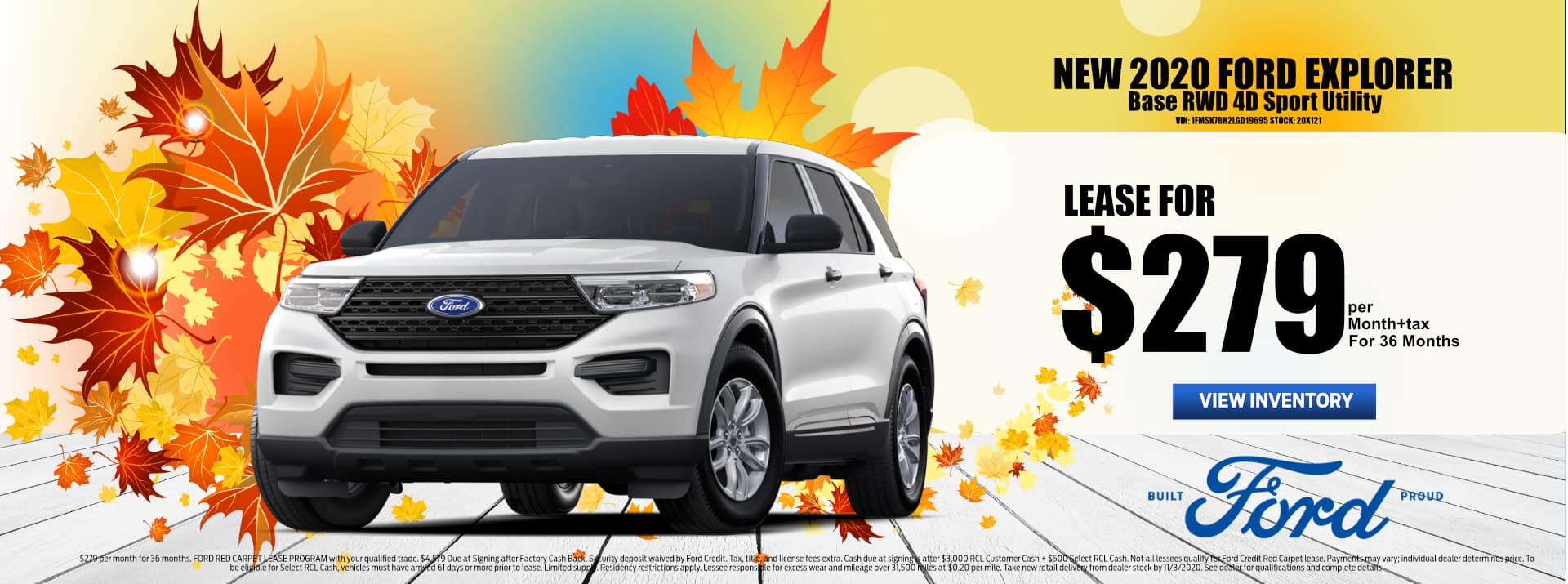 October-2020 Ford_Explorer_Lease_PMS