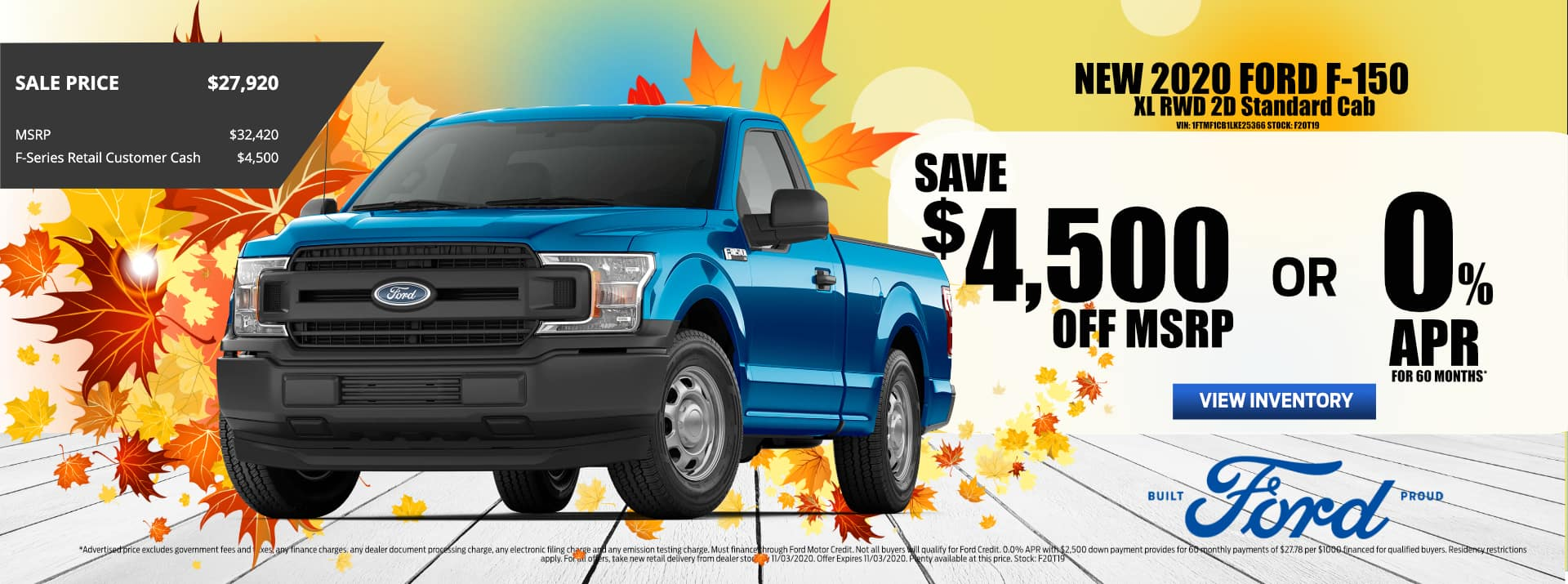 RR_October-2020 Ford_F-150_Sale_PMS